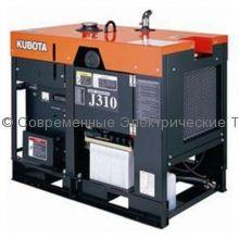 Дизельный генератор с водяным охлаждением J310 Kubota