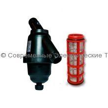Фильтр сетчатый для капельного полива 120mesh НР1-1/2 дюйма (1750S120)