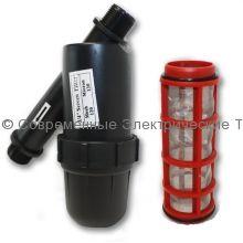 Фильтр сетчатый для капельного полива 130мкм НР1 (1732S120M)