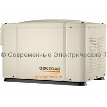 Газовый генератор с опцией автозапуск GENERAC 6520 (5.6кВА)