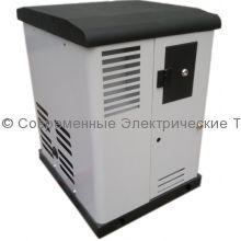 Газовый генератор в шумозащитном кожухе с автозапуском REG 6кВА (GG6-SV)