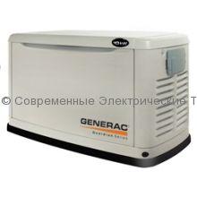 Газовый генератор с опцией автозапуск GENERAC 6270 (10кВА)