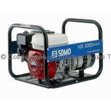 Генератор бензиновый 3.7кВА Kohler-SDMO Intens HX 3000-С
