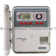 Контроллер автоматического полива на 6 зон наружний (JRMAX-6-220-EXT)