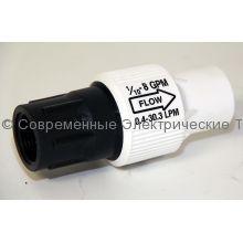 Редуктор давления воды для капельной ленты 0.7бар 1дюйм (10psiPRM)