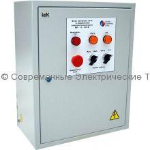 Блок автоматического запуска генераторов REG 1фаза 40А