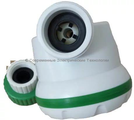 Электронный таймер для полива питание от батарейки шаровый клапан (GA-322N)