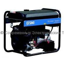 Генератор бензиновый с автостартом SDMO Technic 10000 E AVR C AUTO 12кВА