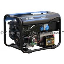 Генератор бензиновый SDMO TECHNIC 6500 E 6.5кВА