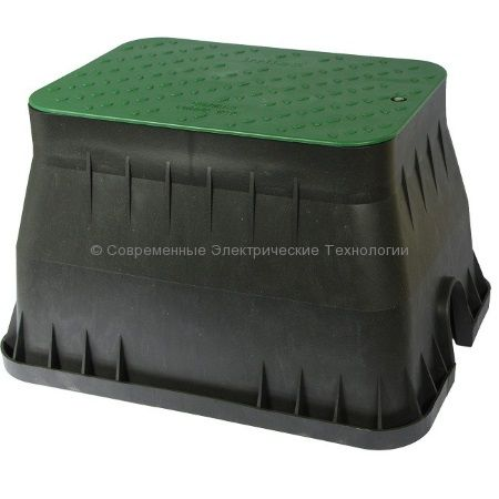 Короб для электромагнитных клапанов 380х510 Standard (PCZ)