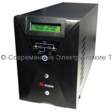 Источник бесперебойного питания N-Power ProVision Black 1000LT