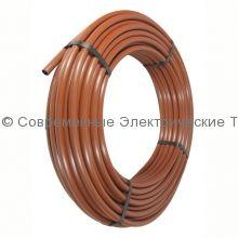 Капельный гибкий слепой шланг д.16мм без капельниц коричневый (XFD1600)