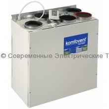 Приточно-вытяжная установка с рекуператором и электрическим нагревателем DOMEKT (REGO 200VE)