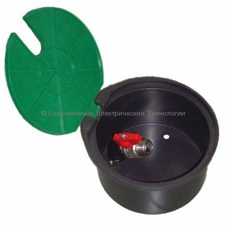 Короб с краном 3/4дюйма Irritec (PVM)