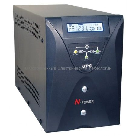 Источник бесперебойного питания N-Power SmartVision S1000N LT