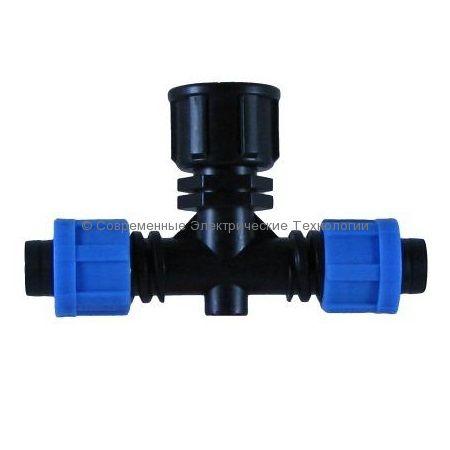 Тройник старт-коннектор для ленты ВР1/2 (TT031712)