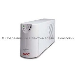 Источник бесперебойного питания APC BACK-UPS PRO 500VA 230V (BP500I)