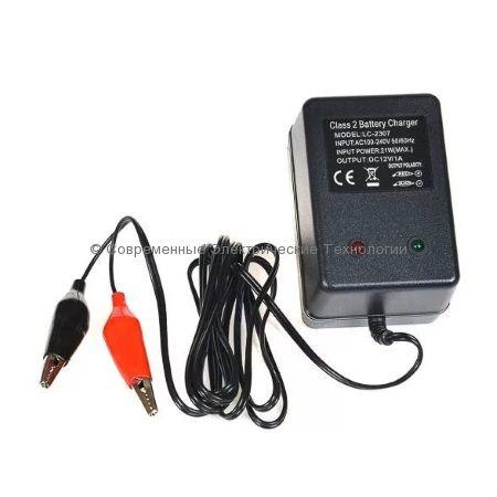 Автоматическое зарядное устройство 12В 0.3А (LC-2299)
