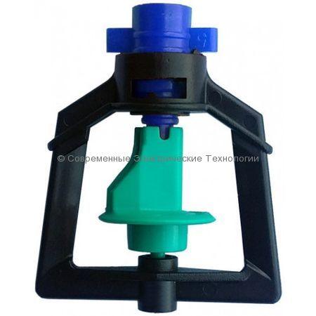 Подвесной миниспринклер 44л/час радиус 4м синий (MS1102A)