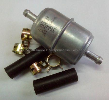 Фильтр топливный PO550012 для SDMO DX6000E (Yanmar Diesel L100) аналог