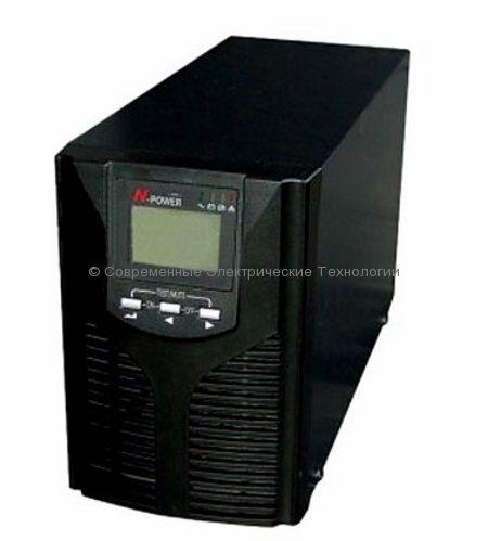 Источник бесперебойного питания 1000ВА/800Вт N-Power (Pro-Vision Black M1000)