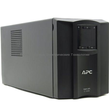 Источник бесперебойного питания APC Smart-UPS C 1500VA LCD 230V SMC1500I