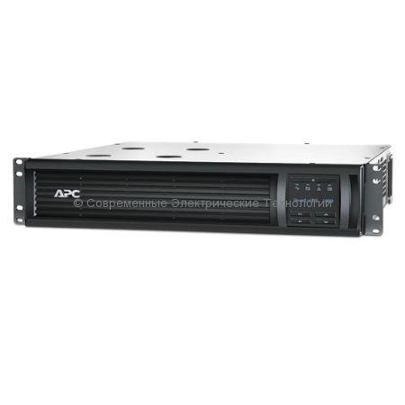 Источник бесперебойного питания APC Smart-UPS 750VA LCD RM 2U 230V SMT750RMI2U