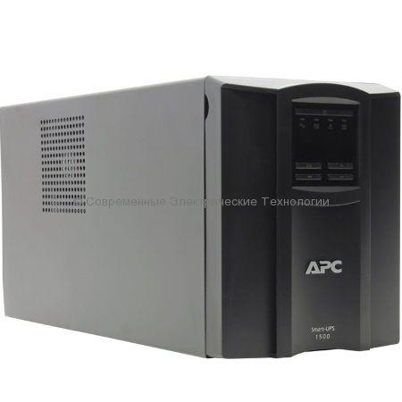 Источник бесперебойного питания APC Smart-UPS 1500VA LCD 230V SMT1500I