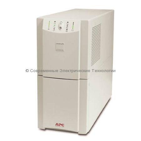 Источник бесперебойного питания APC Smart-UPS 2200VA SU2200XLINET