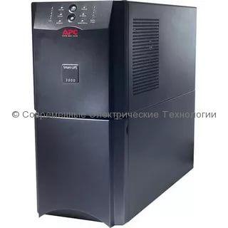 Источник бесперебойного питания APC Smart-UPS 3000VA (SUA3000I)