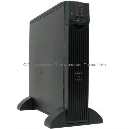 Источник бесперебойного питания APC Smart-UPS On-Line RT 1000VA 230V SURT1000XLI