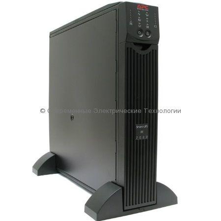 Источник бесперебойного питания APC Smart-UPS On-Line RT 2000VA 230V SURT2000XLI