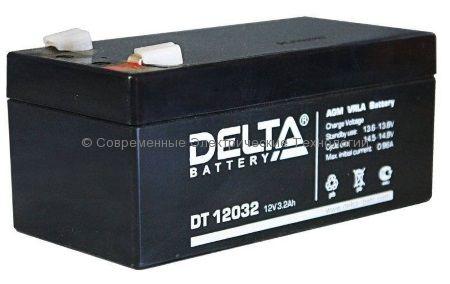 Аккумуляторная батарея DELTA 12В 3.2Ач (DT 12032)