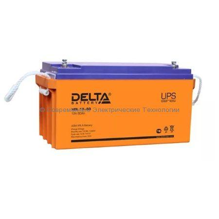 Аккумулятор DELTA 12В 80Ач (HRL 12-80)