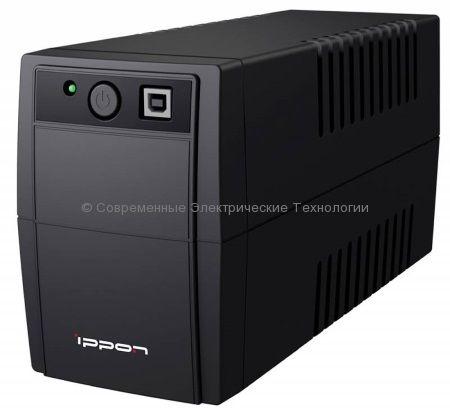 Источник бесперебойного питания Ippon Back Basic 850 (850ВА/450Вт )