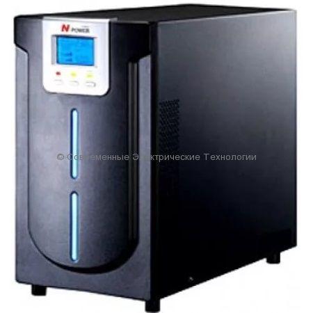 Источник бесперебойного питания N-Power Mega-Vision 3000 (MEV3000) 3000ВА/2100Вт