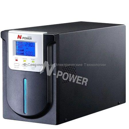 Источник бесперебойного питания N-Power Mega-Vision 1000 (MEV1000) 1000ВА/700Вт
