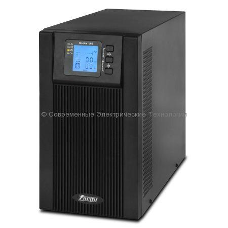 Источник бесперебойного питания 3000ВА/2400Вт (Powerman Online 3000)