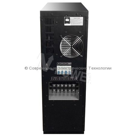 Источник бесперебойного питания N-Power Power-Vision Black 10 LT (PWB10LT) 10000ВА/7000Вт