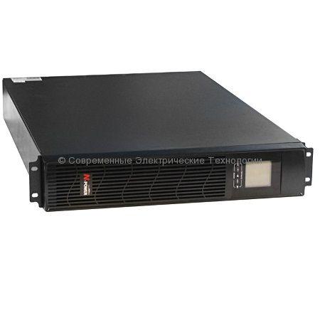 Источник бесперебойного питания N-Power Pro-Vision Black M2000 P RT 2000ВА/1800Вт