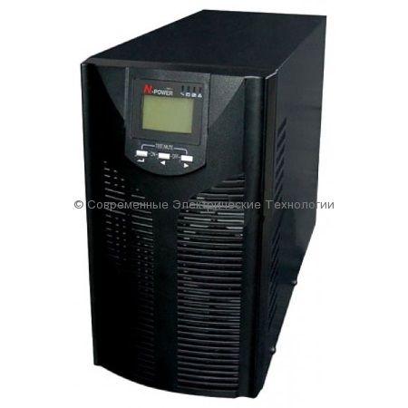 Источник бесперебойного питания 2000ВА/1600Вт N-Power (Pro-Vision Black M2000)
