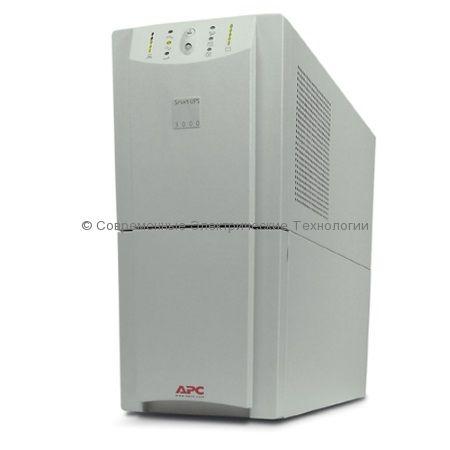 Источник бесперебойного питания APC Smart-UPS 1000VA SU1000INET