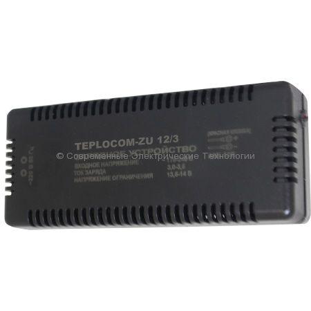 Автоматическое зарядное устройство 12В 3А (TEPLOCOM-ZU 12/3)