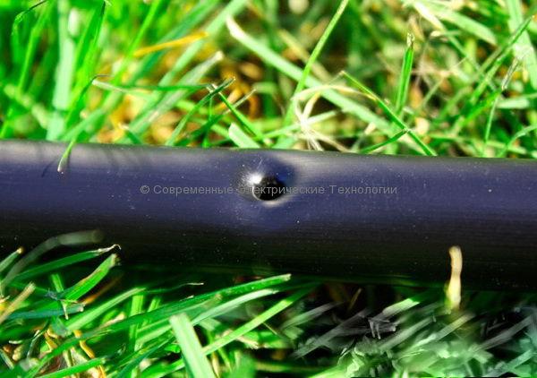 Прокалыватель под капельницы 3мм пластиковый с ограничителем (HY4112)