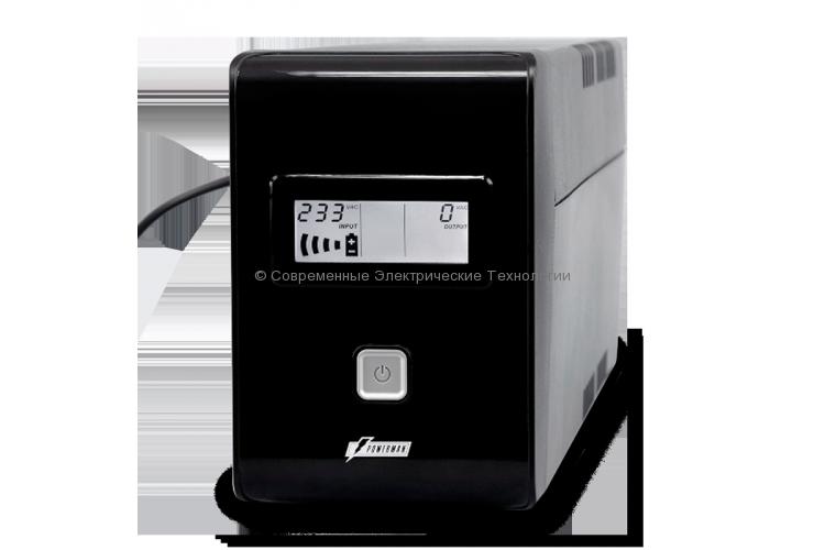 Источник бесперебойного питания Powerman Smart Sine 1000 (1000ВА/700Вт)