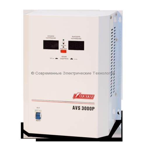 Cтабилизатор напряжения 3000ВА Powerman AVS 3000Р