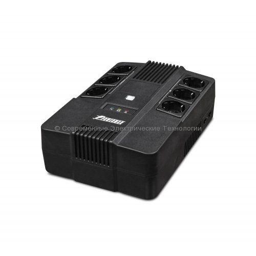 Источник бесперебойного питания Powerman Brick 600 (600ВА/360Вт)
