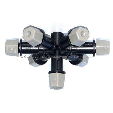 Туманообразователь на 7 сопел 42.7-53.6л/час серый (MJ852K)