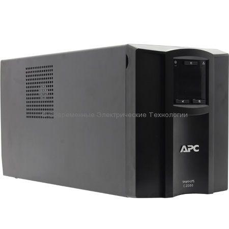 Источник бесперебойного питания APC Smart-UPS C 3000VA LCD 230V SMC3000I