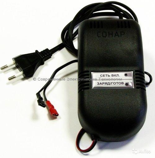 Зарядное устройство Сонар Мизер 12В-0.25А